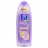 Fa tusfürdő Magic Oil purple orchid Lila orchidea 250 ml