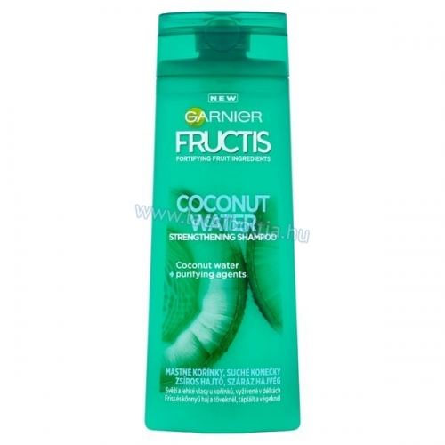 Garnier Fructis Coconut Water sampon 250 ml