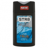 STR8 tusfürdő 250 ml Live True