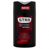 STR8 tusfürdő 250 ml Red Code