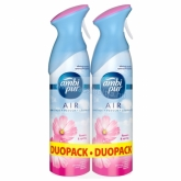 Ambi Pur Freshelle légfrissítő duo pack 2 x 300 ml Flowers and spring