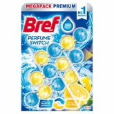Bref Perfume Switch Marine Aromatic-Citrus WC-frissítő 3 x 50 g