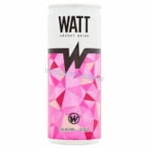 Watt energiaital pineberry & guava (fehér eper-guava) 250 ml limited edition