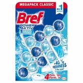 Bref Power Aktiv Ocean Breeze WC-frissítő 3 x 50 g