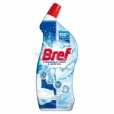 Bref Hygienically Clean & Shine Fresh Mist WC tisztító gél 700 ml