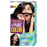 Schwarzkopf Pure Color tartós hajfesték 4.0 Sötétbarna 3dd0fbaa9a