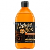 Nature Box Barack sampon a fényes, puha hajért 385 ml