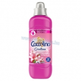 Coccolino Creations Tiare Flower & Red Fruits öblítőkoncentrátum 37 mosás 925 ml