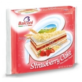 Balconi Strawberry cake Eper torta desszert 400 g