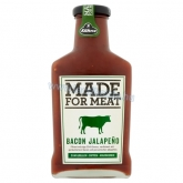 Kühne Made for Meat szalonna-jalapeno szósz 375 ml