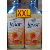 Lenor öblítő 2 x 1360 ml summer breeze
