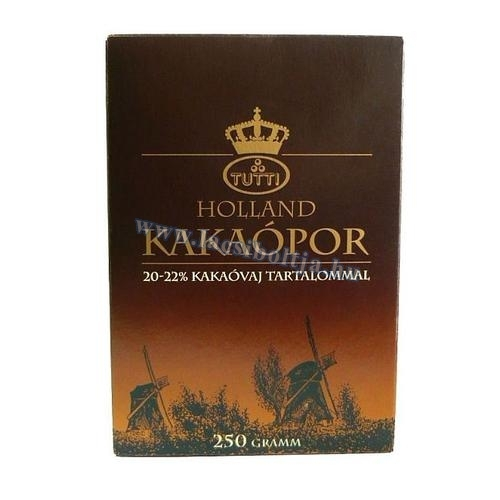 Holland kakaópor 250 g