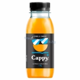 Cappy Plus Cool & Smile narancs-mandarin-citromlé 250 ml