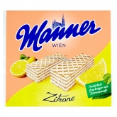 Manner ostya citromos krémmel 75 g lemon