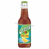 Top Joy 0,25 l üveges Ice Tea citromos