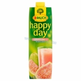 Rauch Happy Day pink guava nektár C-vitaminnal 1 l