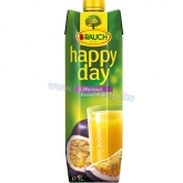 Rauch Happy Day Maracuja passion fruit 25 % 1 liter