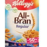 Kellogg's All -Bran Regular gabonapehely 375 g