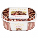 Carte D'or jégkrém Bonbon meggy chocolate cherry 900 ml