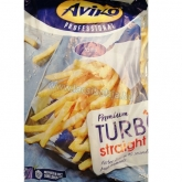 Aviko Food Service 2,5 kg Pommes Frites Turbo Plus 10 mm - 1,5 perces