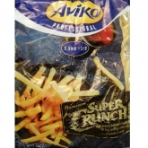 Aviko Food Service 2,5 kg Premium Super Crunch Fries 9,5 mm