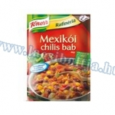 Knorr Fix alap por mexikói chilis bab 55 g