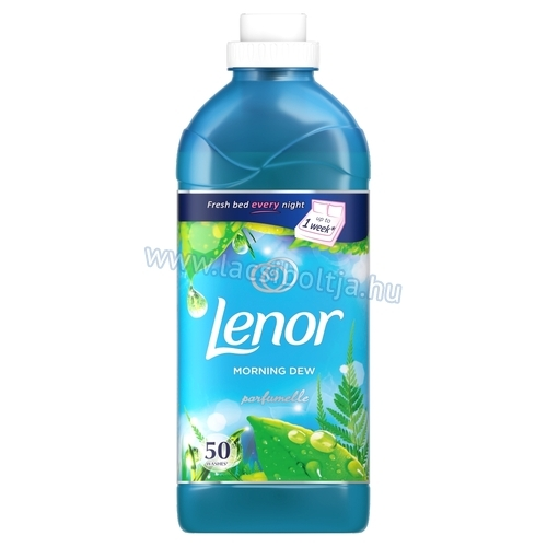 Lenor öblítő 1500 ml Morning Dew 50 Mosáshoz