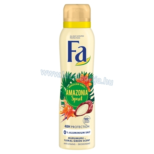 Fa Amazonia Spirit deospray 150 ml