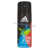 Adidas Team Five férfi dezodor 150 ml