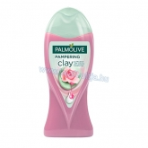 Palmolive pampering clay tusfürdő 250 ml