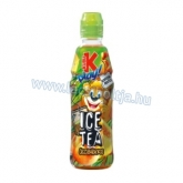 Kubu Play! Ice Tea őszibarackos üdítőital 400 ml