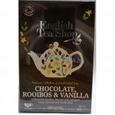 English Tea Shop Chocolate Rooibos & Vanilla tea - 20 filter 40 g
