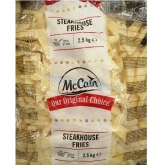 McCain steak burgonya 2,5 kg