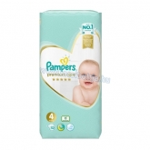 Pampers premium care pelenka 4-es Maxi 52 db