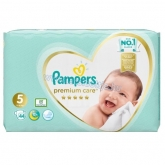 Pampers premium care pelenka 5-ös 44 db