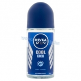 NIVEA MEN Cool Kick izzadásgátló golyós dezodor 50 ml