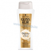 Gliss Kur Winter Repair hajregeneráló sampon 250 ml