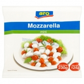 Aro mozzarella sajt 125 mini