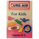 Cure Aid sebtapasz for kids 20 db