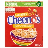Nestlé Honey Cheerios gabonapehely 225 g