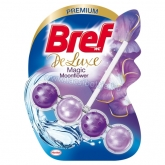 Bref Deluxe Magic Moonflower WC frissítő 50 g