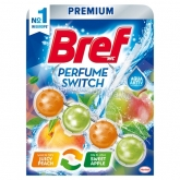 Bref Perfume Switch Juicy Peach-Sweet Apple WC-frissítő 50 g