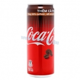 Coca-Cola coffee plus kávé ízű szénsavas ital 330 ml