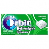 Orbit Refreshers rágógumi Spearmint 7  db 15,6 g