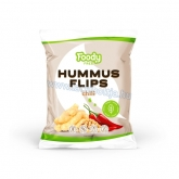 Foody free hummus flips chilivel 50 g