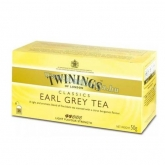Twinings tea 25 filter earl grey 50 g