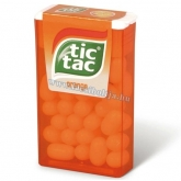 Tic Tac cukorka 18 g orange