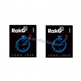 Rako óvszer 12 x 3 db-os Long Love