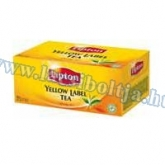 Lipton Yellow Label tea 50 db-os 100 g