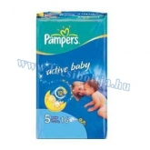 Pampers active baby pelenka Junior 11-25 kg (16 db)